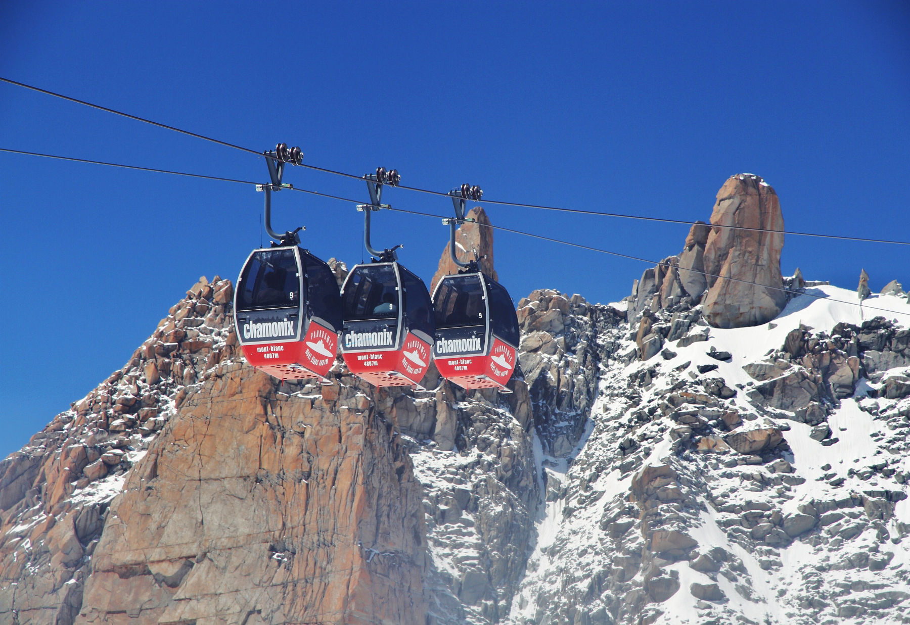 New Cable Car On The Italian Side Of Mont Blanc To Be Built