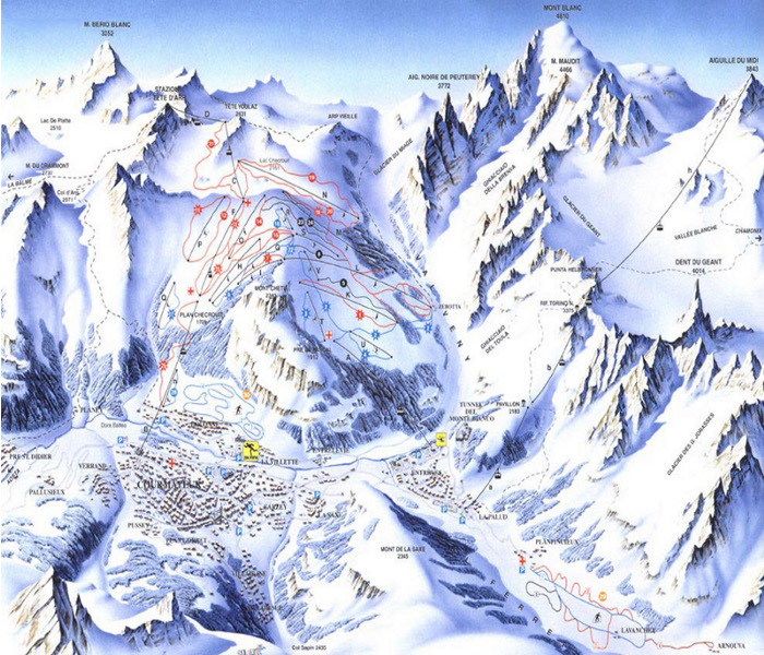 Resultado de imagem para courmayeur ski