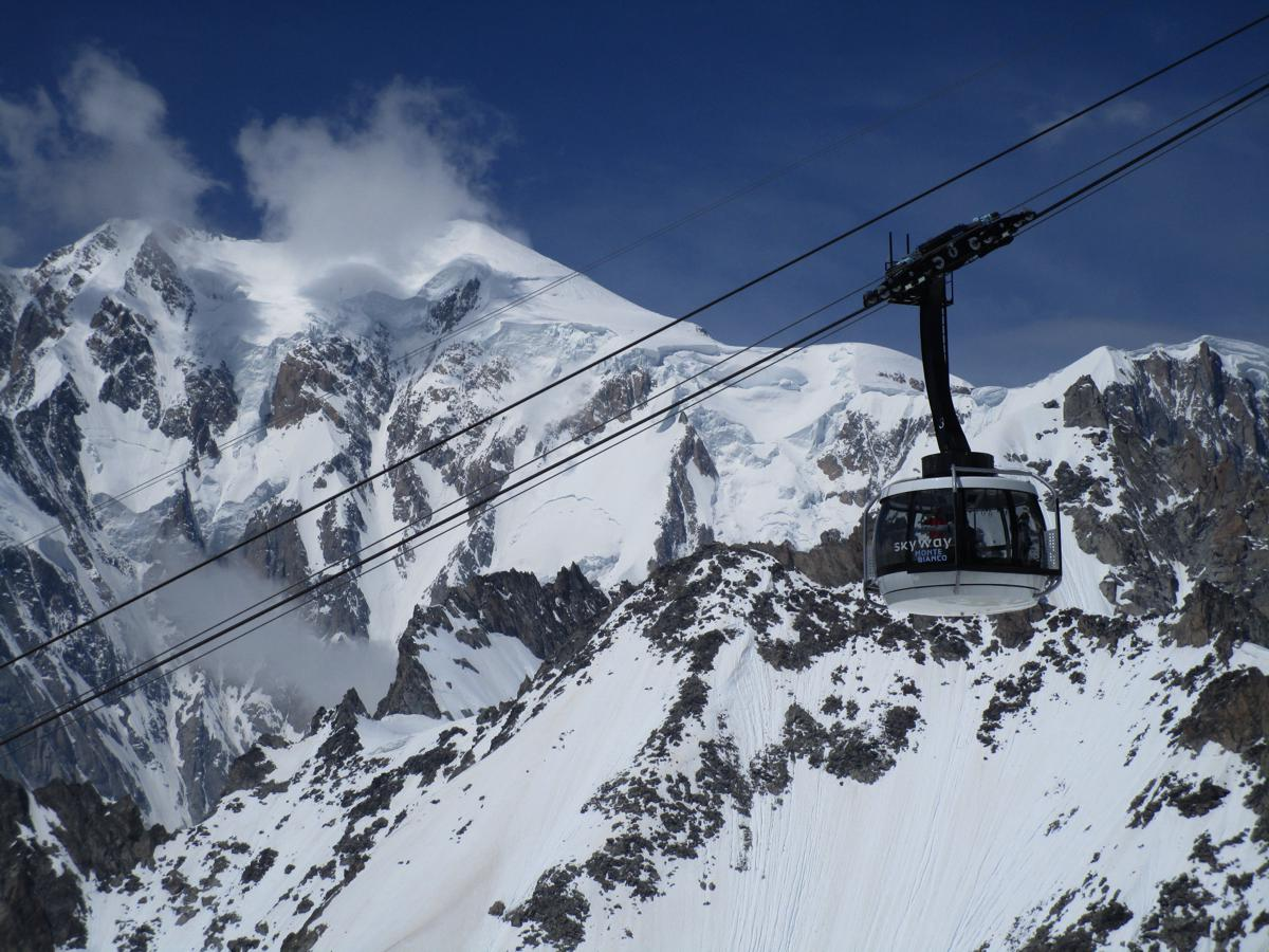 Monthly Car Rentals >> Opening of the new Funivie del Monte Bianco cableway | Lovecourmayeur.com