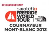 2013 Swatch Freeride World Tour by The North Face