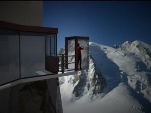 Step into the Void Chamonix Mont-Blanc
