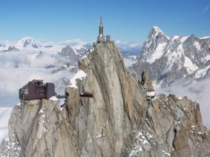 Aiguille du Midi Chamonix Mont-Blanc