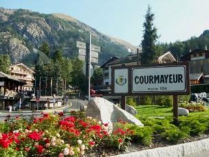 Courmayeur - Mont-Blanc