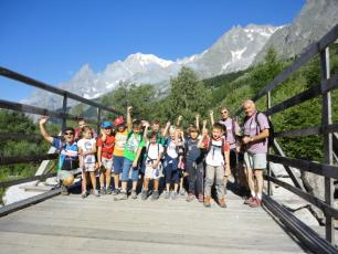 Courmayeur Summer activities