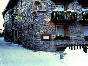 Dolonne in Winter
