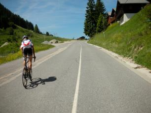 Tour du Mont Blanc via Bike