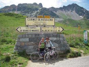 Tour du Mont Blanc: Cormet de Roselend