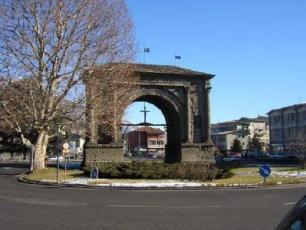 Aosta Triumph Arch