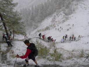 Phot of 2011 Arrancabirra Trail race