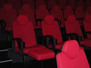 Cinema in Courmayeur
