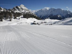 Courmayeur Ski Resort Piste