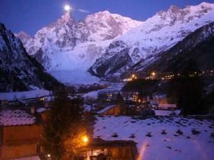 Entrèves: Between Val Veny & Val Ferret