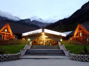 Forum Sports Center in Courmayeur