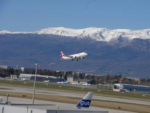 Geneva Airport (Switzerland)
