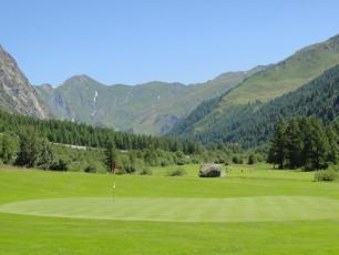Courmayeur Golf Club
