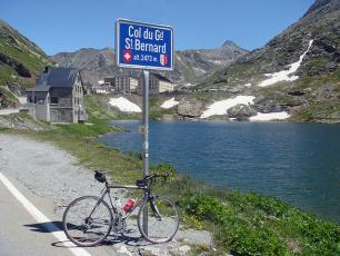 Col du Grand Saint Bernard, Aosta Valley, Italy