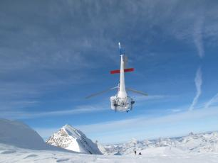Heli-Skiing and Heli-Boarding throughout the Aosta Valley