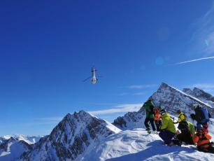 Heli Ski Courmayeur