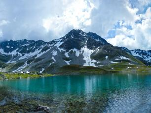 Mont Blanc - Lacs Jovets 2220m