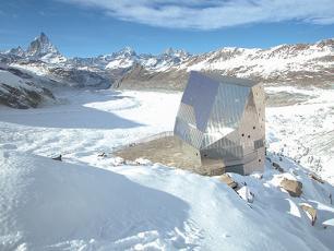 Monte Rosa Hut - Swiss Alps