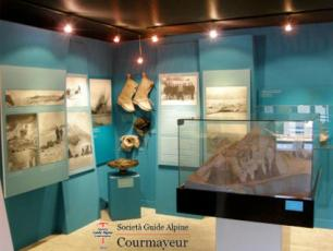 Museo Alpino - The history of Courmayeur guides