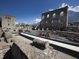 Aosta Roman Theater