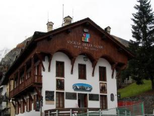 The Duke of Abruzzi Alpine Museum