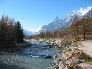 Tour du Mont Blanc Hike - Val Ferret