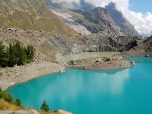 Val Veny Lake